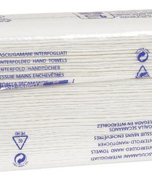 Papierhandtuch interfold